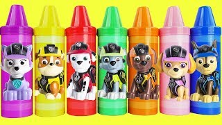 Paw Patrol Mission Pups Learn Colors