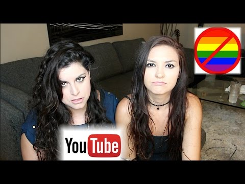 YOUTUBE HATES LGBT PEOPLE The Truth RESTRICTED MODE