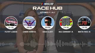 NASCAR Race Hub Audio Podcast (9.21.17) | NASCAR RACE HUB