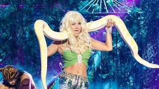 Kaley Cuoco Channels Britney In EPIC