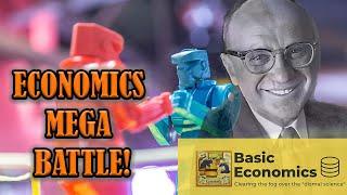 Milton Friedman - Why Economists Disagree