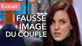 Amour : elle montre une fausse image de son couple sur internet !