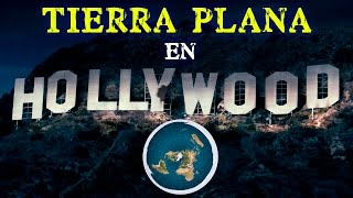 La Tierra Plana en Películas de Hollywood y Series de TV