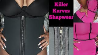 FAT GIRL HACKS FEATURING KILLER CURVES SHAPE-WEAR!!!! LOOK SNATCHED AND NEAT!