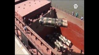 Iran S-300 PMU2 air defense system delivery report گزارشي از جابجايي سامانه پدافند هوايي اس سيصد