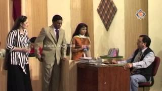 Amanat Chan and Sohail Ahmed Best of Stage Drama Full Comedy Clip