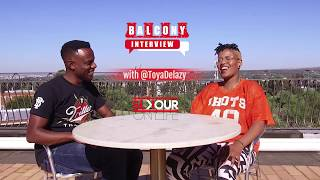 #BalconyInterview: Toya Delazy on Separating From Her Label x Becoming The New Powerpuff Girl