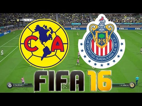 Xxx Mp4 FIFA 16 América Vs Chivas Guadalajara 1080p 60fps 3gp Sex