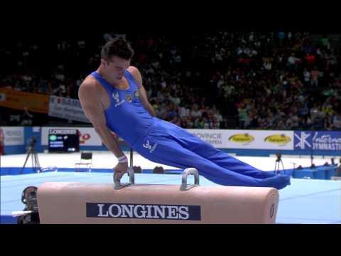 Men's Pommel Horse Final - 2013 World Championships