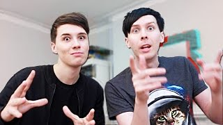 The Dan and Phil 3D AUDIO EXPERIENCE (Audiobook Trailer!)