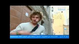 Italian guy knows Arabic ايطالي يتكلم يمني صنعاني بقوه