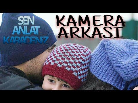 SEN ANLAT KARADENİZ - 8. Bölüm Kamera Arkası Set