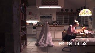 Atividade Paranormal 3 (Cena do Lençol)