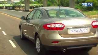 Renault Fluence petrol CVT 2.0 Video Review - Petrol mid-size sedan car reviews India