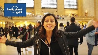 Follow our New York City Trail! - Lonely Planet Kids video