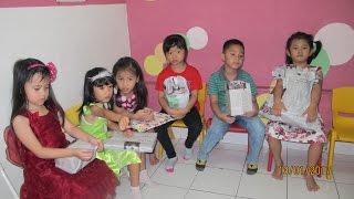 Kindergarten kids