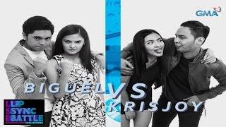 Lip Sync Battle Philippines Ep. 6: BiGuel vs. KrisJoy
