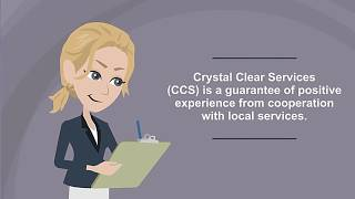 🔥Crystal Clear Service🔥 - revolutionary ICO🚀