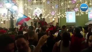 خاص | الجماهير المغربية والإيرانية تتحد في روسيا قبل مباراة المنتخبين الجمعة