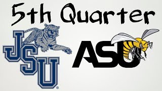 """5th Quarter"" Jackson State vs Alabama State 2018"