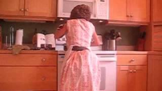 Hot Mitt Granny