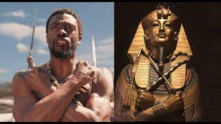 Wakanda Forever Salute + Original Score/Soundtrack (mixed)   Le Salut du Wakanda   Black Panther