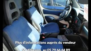 Annonce de FIAT DOBLO CARGO occasion du mandataire auto SN Diffusion