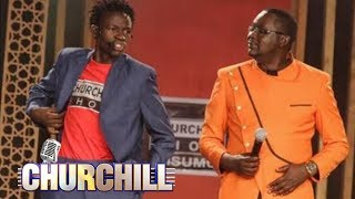 Churchill Show Maduong Edition