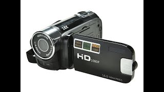 LAZADA.PH : Amango Digital Video Camcorder