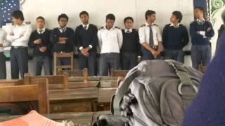 A form -Rajuk Uttara Model college