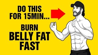 12min Full Body Belly Fat Destroyer Workout v9 : Get 6 Pack Abs Fast