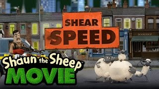 Shaun the Sheep - Shear Speed iOS / Android Gameplay Trailer HD