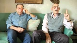 85 year old best friends, this will make your day