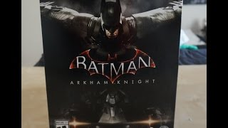 Batman Arkham Knight - Limited edition giveaway!!!!!