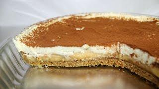 Banoffee Pie recipe - easy & delicious