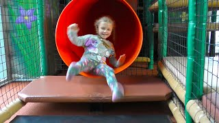 Indoor Playground for Kids Family Fun Children Play Center - Lo Lo Kids