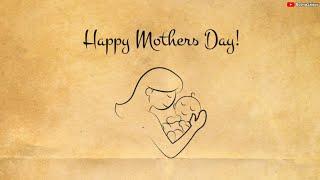 Happy mothers day 😘 mother's day  whatsapp status video ,  ma bacho ki jaan hoti hai
