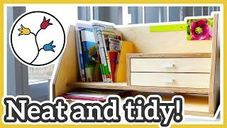 WOODEN DESK ORGANIZER (DIY) – GET RID OF THAT CLUTTER