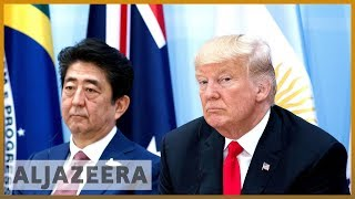 🇺🇸 🇯🇵 Trump visits Japan as first state guest for new emperor | Al Jazeera English
