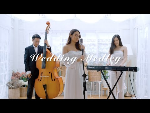 Wedding Medley Beautiful In White Can t Help Falling In Love Perfect and more Mild Nawin