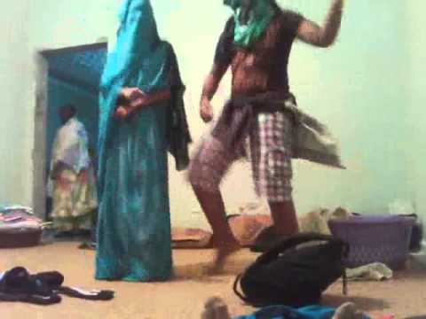 gangnam style mauritanien