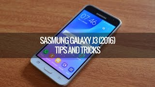 Samsung Galaxy J3 (2016) Tips and Tricks