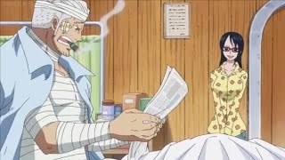 Smokey Learns About Luffy and Law's Victory | One Piece 736