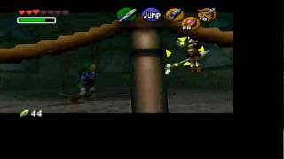 Blind Person Conquering OoT, Part 35- Boss Number 4, Phantom Ganon!