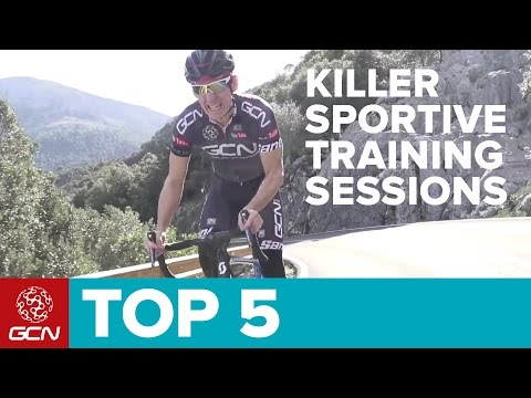 5 Killer Sportive Training Sessions   GCN's Cycling Tips