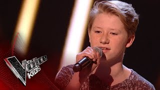 Perry performs 'Stay With Me': Blinds 2 | The Voice Kids UK 2017