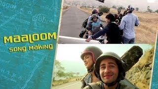 Making of (Maaloom)   Lekar Hum Deewana Dil   Armaan Jain & Deeksha Seth