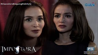 Impostora: New hairstyle gone wrong