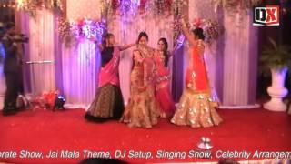 Mehandi rang layi..... song choreography