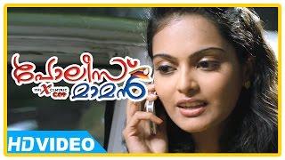 Poilce Maman Malayalam Movie | Scenes | Vishnu Raghav and friends leave in mechanic's car